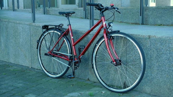 VSF-Fahrradmanufaktur T-500 Alfine