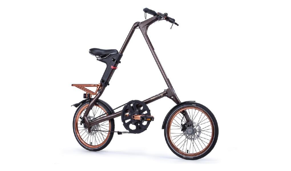 Faltrad Strida Evo 18″ Copper