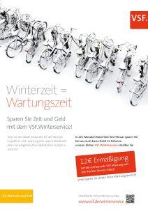 Wintercheck - bei Feine Räder Volgersweg