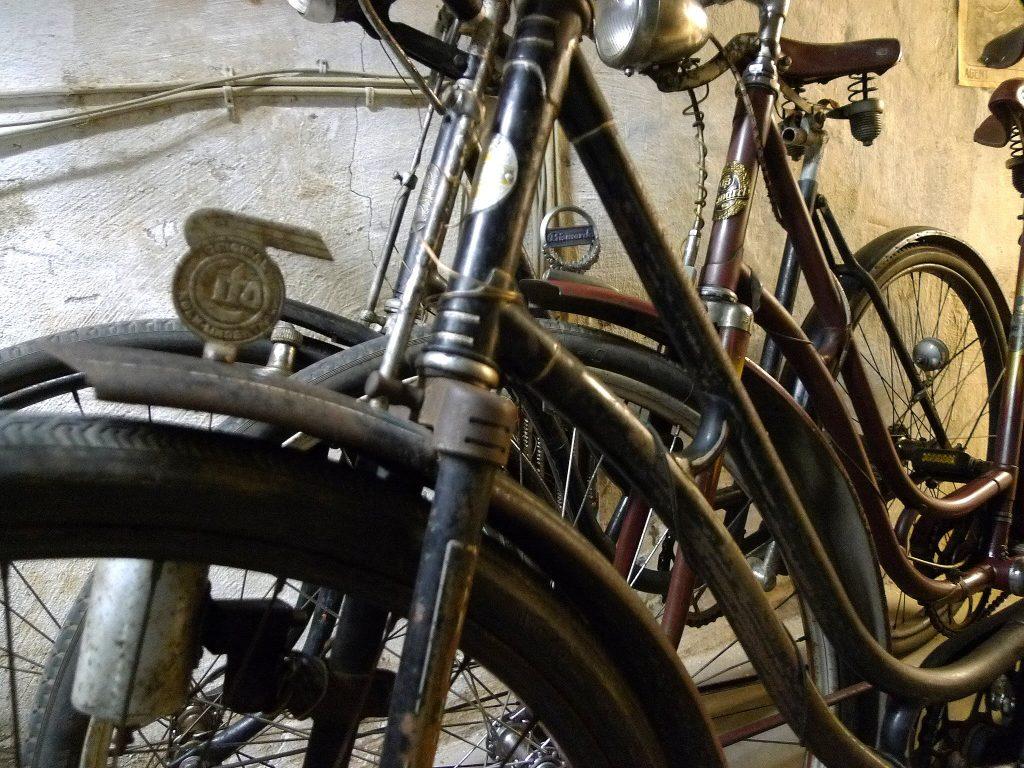 Oldtimer Fahrrad