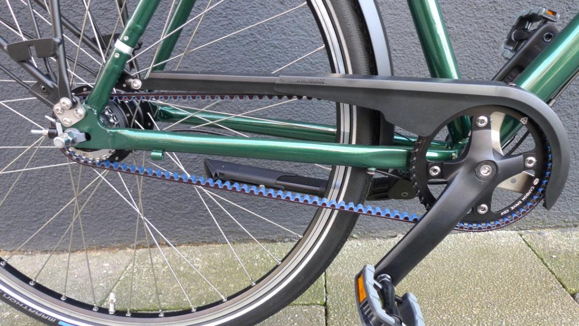 Zahnriemen Fahrrad