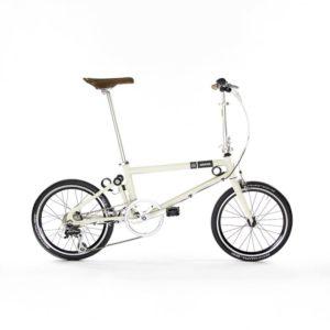 leichtes stabiles Faltrad
