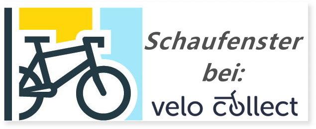 Feine Räder Velocollect Schaufenster